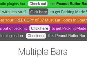 Multiple Bars